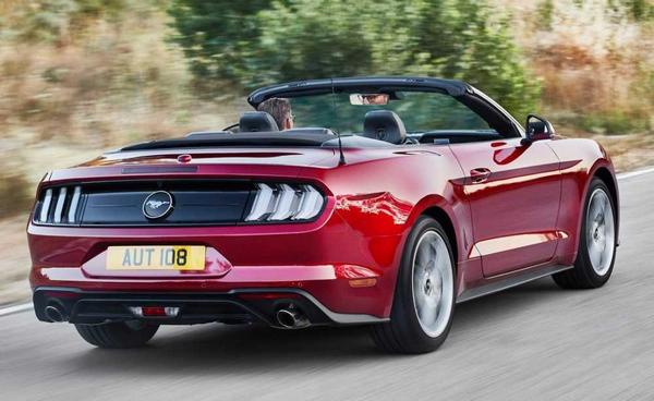 Ford Mustang Cabrio 2021