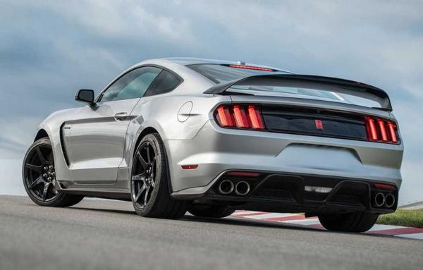 Ford Mustang GT350R 2021